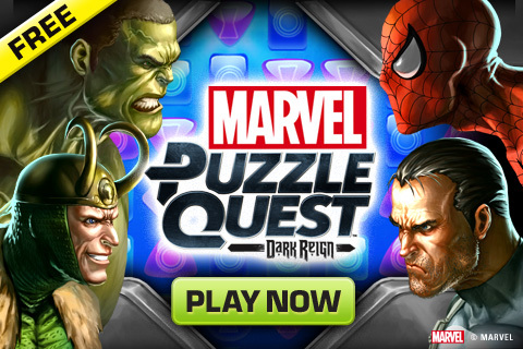 Marvel Puzzle Reques